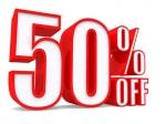 فروش کتاب با  50 درصد تخفیف