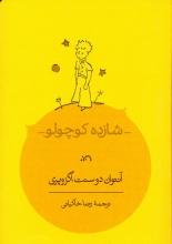 شازده کوچولو (ترجمه: رضا خاکیانی)(قطع پالتویی)